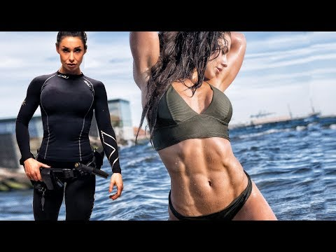 Female Fitness Motivation - 100% BEAST! Anne-Cathrine Westby From Norway
