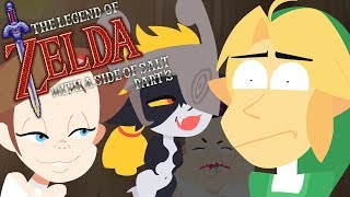 The Legend of Zelda with a side of salt (Twilight Princess/Skyward Sword)