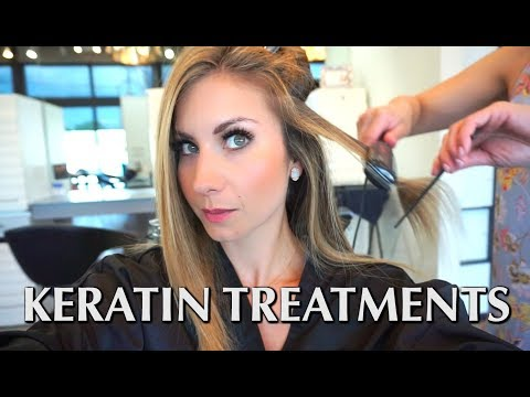 Keratin Hair Treatments | FAQS, Process and is it Worth It? | Come with Me to Get One