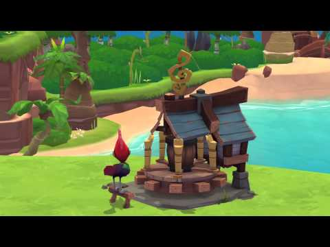 Paradise Bay Game Official Launch Trailer [King Press Kit 06/08/2015]