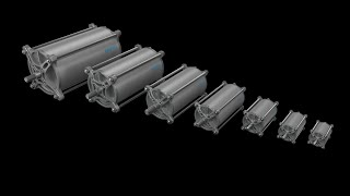 Linear actuator DFPC: Optimised for process valves