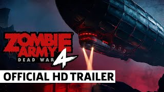 Zombie Army 4: Dead War – Dead Zeppelin | PC, PlayStation 4, Xbox One, Stadia