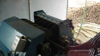 15hp Wood Slicer Machine - Wood Cutting