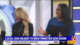 Local dog heads to Westminster Dog Show