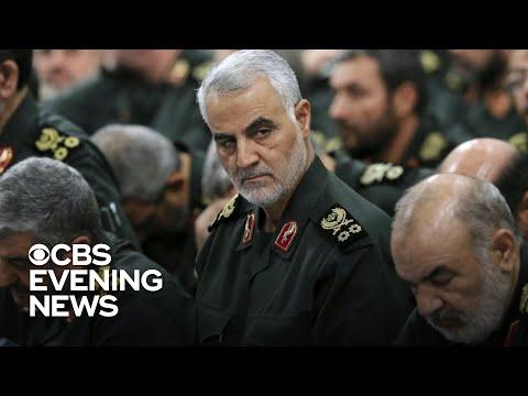 "Iran's Supreme Leader Ayatollah Kahmeni calls U.S. ""corruptive presence"""