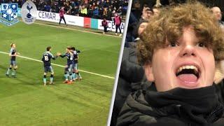 Tranmere Rovers 0-7 Tottenham! Away FA Cup Match Day Vlog! Heung Min Son (손흥민 / 孫興慜) masterclass!