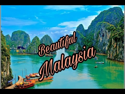 TOP 15 PLACES IN MALAYSIA -BEAUTIFUL PLACE MALAYSIA