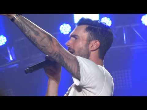 Maroon 5 - Stereo Hearts - Live Manchester 13 January 2014 -HD