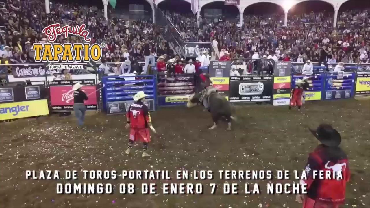 Cuernos Chuecos en la Expo Feria Arandas 2017