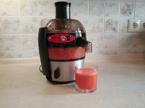 Как сделать морковный сок. Соковыжималка центробежная филипс HR1836