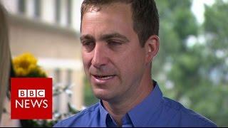 Jo Cox 'died for her views', her widower Brendan tells BBC News