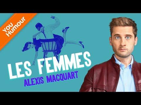 ALEXIS MACQUART - Les femmes ...
