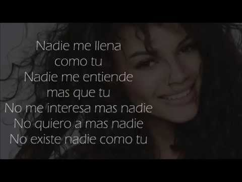 Leslie Grace - Nadie Como Tu Lyrics