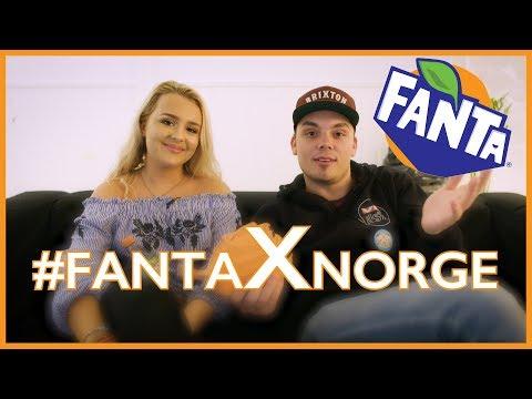 Ta over Fanta med Noobwork og Hanna-Martine   FantaxNorge