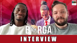 Borga - Interview I Eugene Boateng I York-Fabian Raabe