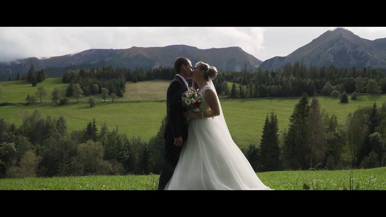Anička a Miro  | svadobný film | wedding film