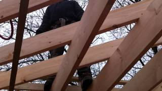 """Day 32: Sloping The """"flat"""" Roof"""