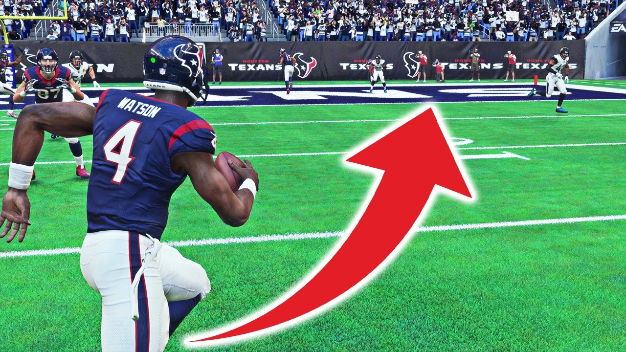 Madden Tips - How To Scramble & Slide With Your QB