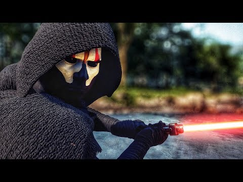 Star Wars Battlefront 2 - Darth Nihilus Hero Skin Gameplay | KOTOR 2 Skin Mod