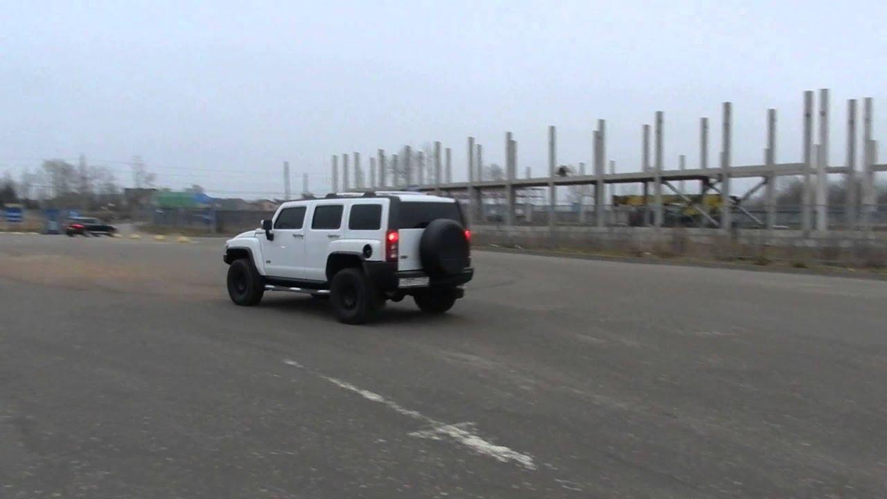 Hummer H3 V8 SOUND