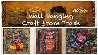 4 Wall Hanging Craft Ideas