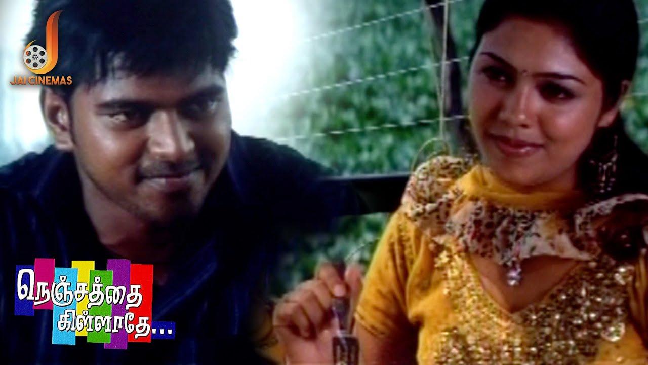 Download Vikranth and Bharathi Dating - Nenjathai Killadhe   Manivannan   Premji Amaran   Jai Cinemas