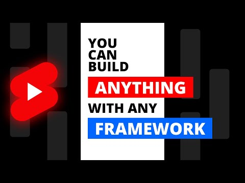 You can Build Anything #shorts #flutter #swiftui #developer