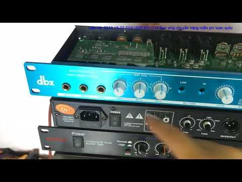Vang cơ chống hú DBX FBX 100 1tr490.Vang cơ karaoke hay mới nguyên hộp LH:0919182233/01689840238