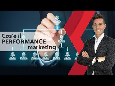 Cos'è il Performance Marketing (o Affiliate Marketing) thumbnail