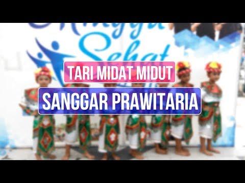 Tari Midat Midut - Sanggar Prawitaria - Car Free Day WEP Gresik