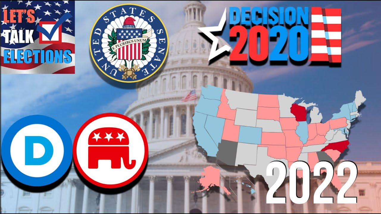 The 2022 Senate Elections Will be Amazing for the Democrats - YouTube