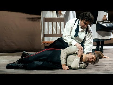 La forza del destino – 'Solenne in quest'ora' duet (Jonas Kaufmann, Ludovic Tézier; The Royal Opera)
