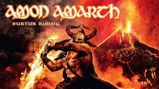Amon Amarth - Surtur Rising (FULL ALBUM)