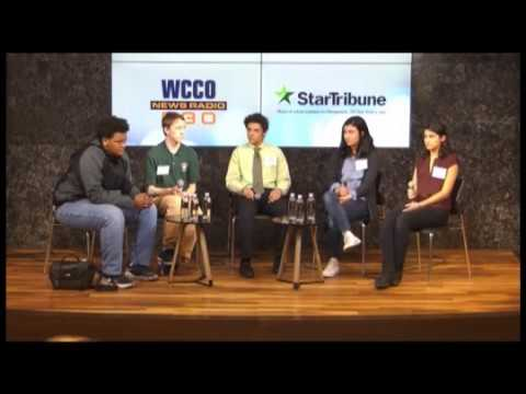 Star Tribune Editorial dept. holds guns roundtable discussion