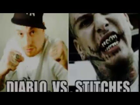 DANNY DIABLO challenges STITCHES to fight for $10.000