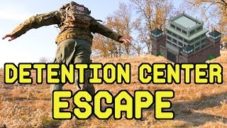 Hill 559 Operation: Frostbite Detention Center Escape