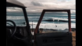 Surfers Barter Crude Oil and Beer For Access To Virgin Waves  | The Forgotten Archipelago | Roark