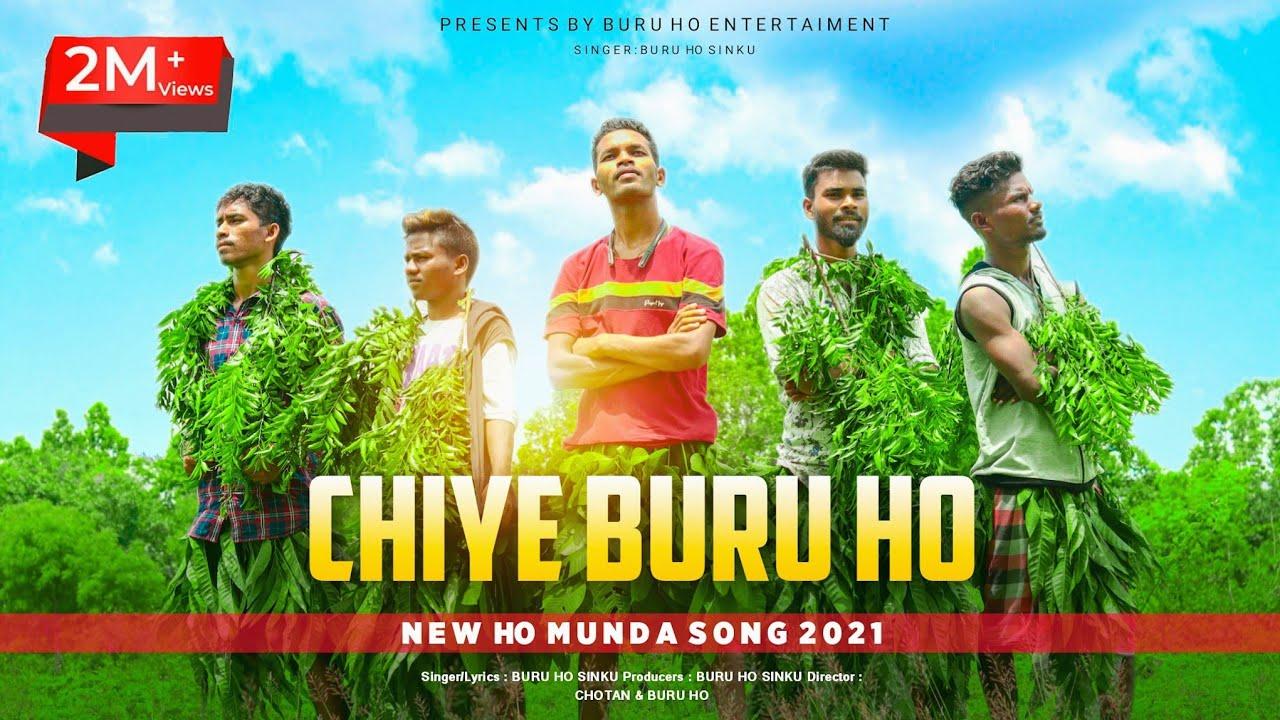 Download CHIKEN JILU || CHIYE BURU HO || New ho song 2021 || Full funny video song || Buru ho entertainment