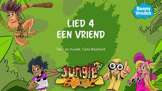 Een vriend - uit musical Junglebeat