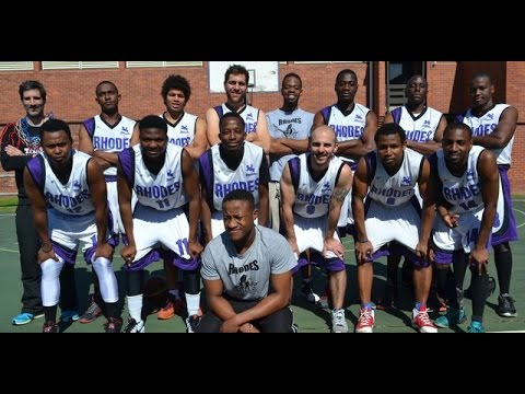 Rhodes vs NMMU - Intervarsity: Basketball FULL GAME 2015