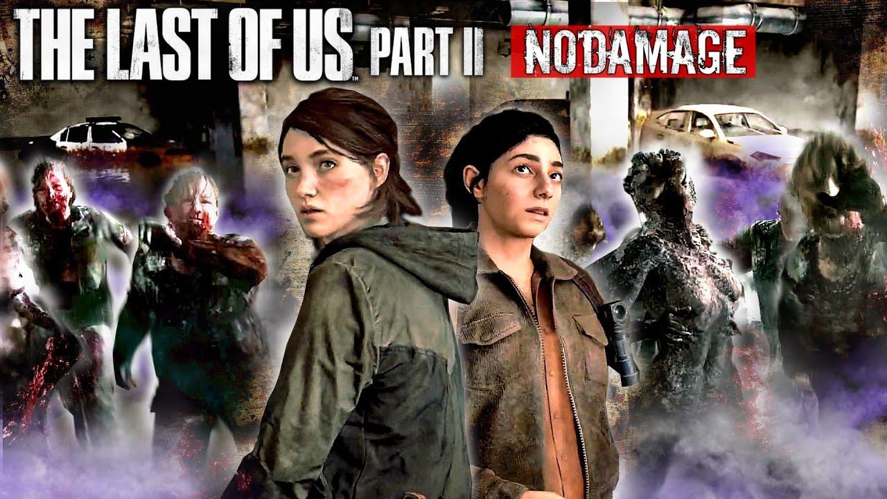 ラストオブアス2 ノーダメージクリア#5素手ナイフのみ ダウンタウン完結【攻略解説】The Last of Us Part2 No Damage melee knife (今回も主要アイテム全回収)