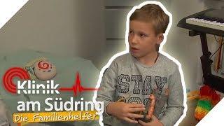 Deutsch verlernt? Leon (6) spricht nur noch seine Geheimsprache! | Die Familienhelfer | SAT.1