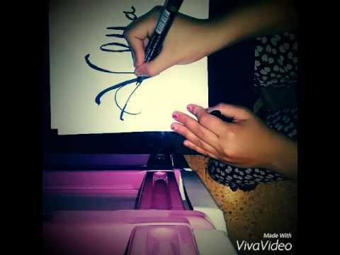 Dessiner le logo violetta youtube - Dessiner violetta ...