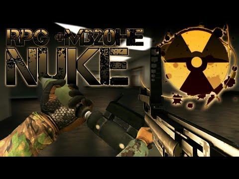 [BulletForce] RPG Nuke /M320HE Nuke (Germany's First RPG Nuke) // The Real  Expert