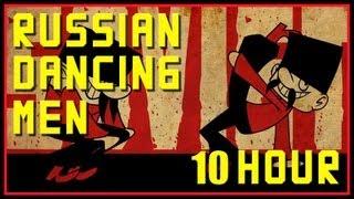 Repeat youtube video Russian Dancing Men | 10 Hours