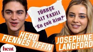 Türkçe alt yazılı Hero Fiennes Tiffin, Josephine Langford, After 2 Türkçe, After We Collided Türkçe