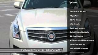 2014 Cadillac ATS for sale in Dublin, CA - Dublin Chevrolet, Cadillac, Buick, GMC and Kia