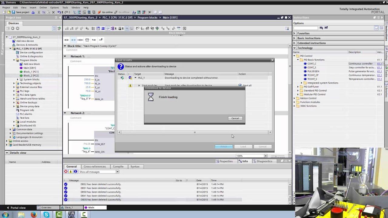 Design PID Controller in TIA Portal - Most Popular Videos