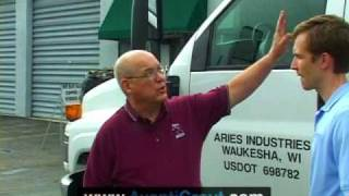 Grout Truck Interview with Dick Schantz