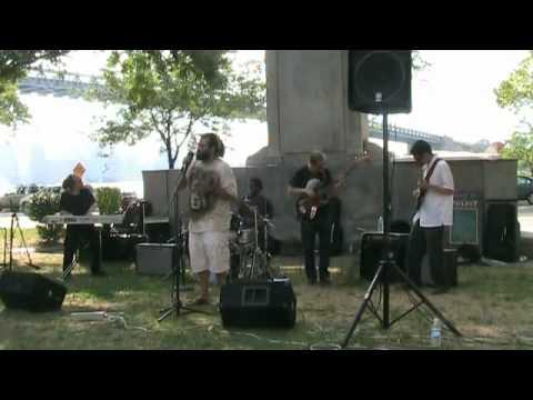 ZION JUDAH - Good Sensi - Live @ Astoria Music Festival